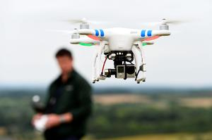 Drones are used by gangs