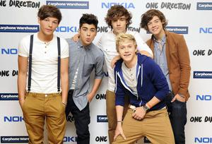 Publicity: 1D will gain a huge share of the US TV market