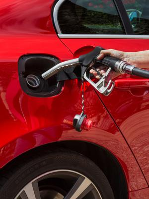 Petrol prices have been rising