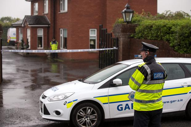 Gardai investigate the discovery of a body in Co Louth