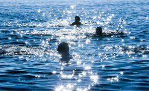 Swimmers could be at risk