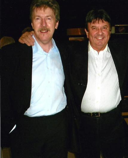 Stephen Travers and Des Lee