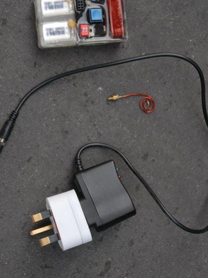 homemade devices to jam house alarms