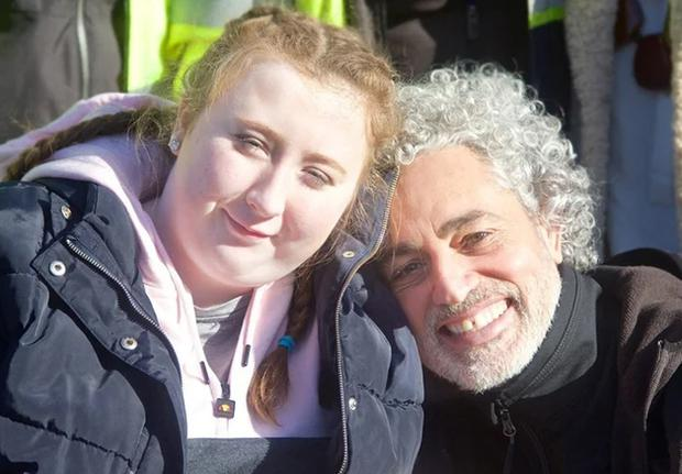 Baz Ashmawy with Amy Mulcahy on the hit RTÉ renovation show he says is 'TV at its best'