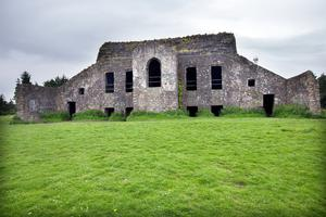 The former Hell Fire Club