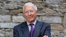 Nick Hewer loves the friendly atmosphere on set, with the crew cooing over Rachel Riley's baby