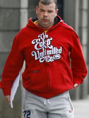 Wayne Bradley is due to be released from Portlaoise Prison