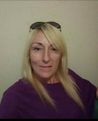 A garda told the court Tracy Uzell was identified on CCTV