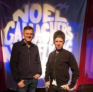 Brendan O'Connor Noel Gallagher
