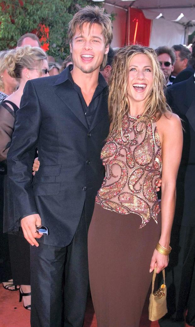 Brad Pitt and Jennifer Aniston probably won't be crossing paths on the Oscars red carpet