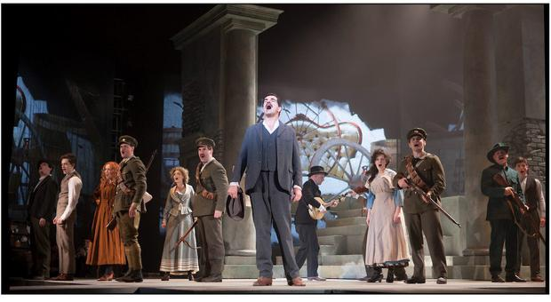 The US TV musical The Bloody Irish! Songs of the 1916 Rising