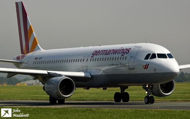 The Germanwings plane