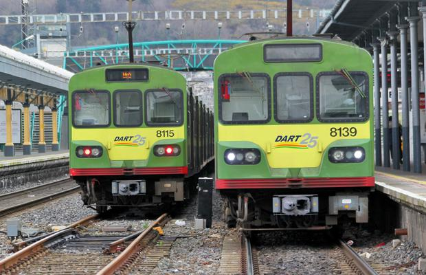 DART trains