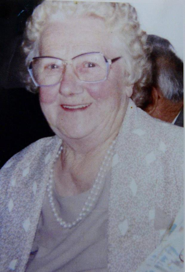 Gran Mary Jane O'Brien