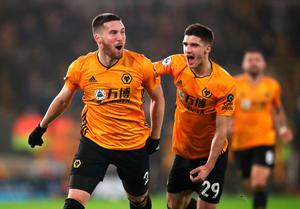 Wolves and Ireland defender Matt Doherty. Picture: Nick Potts