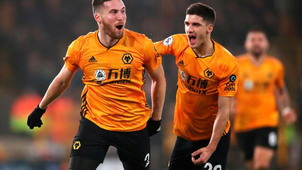 Wolves With One Foot In Last 16 Of Europa League