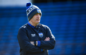 FRUSTRATED: Waterford hurling manager Liam Cahill. Photo: SPORTSFILE