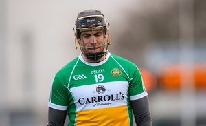 VETERAN: Offaly's Shane Dooley after the game. Pic: Sportsfile