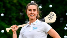 Dublin Camogie player Hannah Hegarty