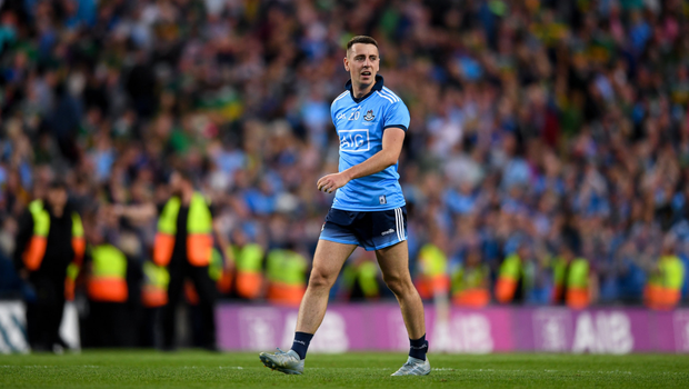 POINT TO PROVE: Cormac Costello will be eager to state his case to new Dubin manager Dessie Farrell. Pic: Sportsfile
