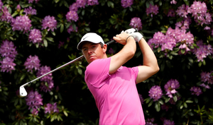 DOUBTS: Rory McIlroy's hunch is that the Ryder Cup won't be played this year. Photo: Action Images via Reuters