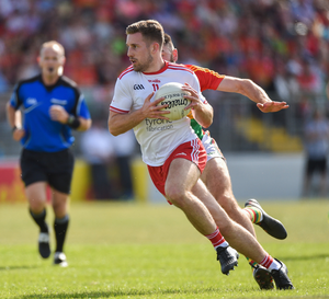 POINTS: Niall Sludden. Pic: Sportsfile
