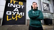 Dublin footballer Philly McMahon at his 'BeDo7 Fitness Club' in Finglas