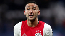 Ziyech needs time to hit top speed