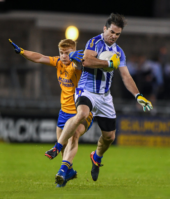 Michael Darragh Macauley has been struggling with a groin injury but has made important contributions from the bench. Photo by Matt Browne/Sportsfile