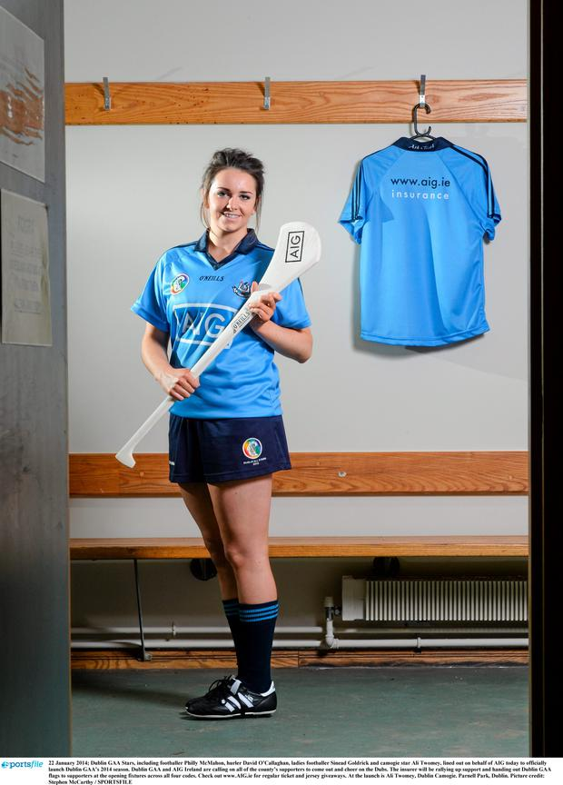 Camogie star Ali Twomey. Picture credit: Stephen McCarthy / SPORTSFILE