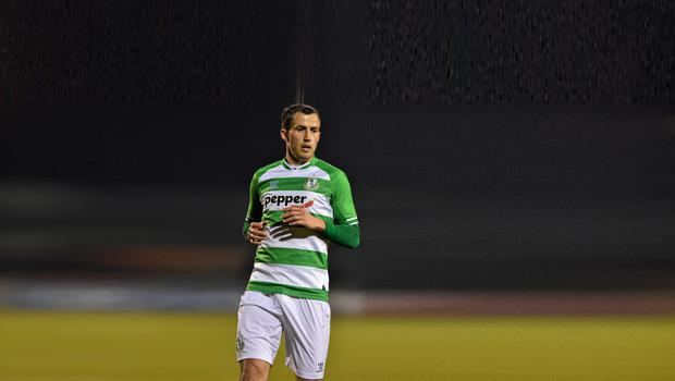 Rovers midfielder Keith Fahey has been forced to retire