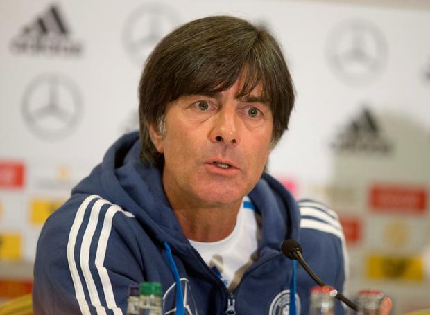 German manager Joachim Löw