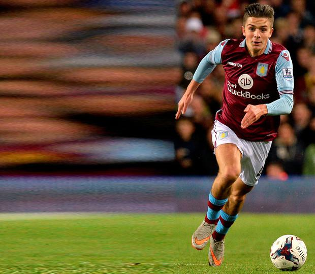 Jack Grealish will have to work hard to claim a place in the England squad, according to manager Roy Hodgson