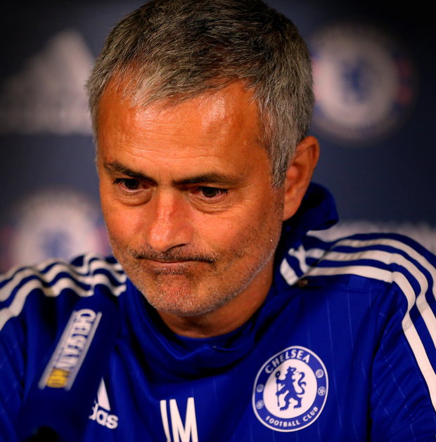 Chelsea manager Jose Mourinho says he is in the midst of the worst period of his trophy-laden career