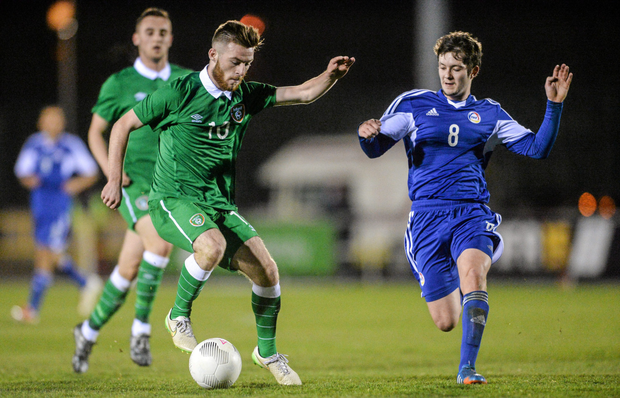 Ireland Under-21 star Jack Byrne