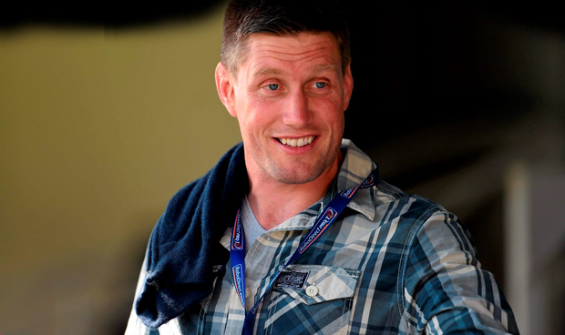 Former Munster and Ireland out-half Ronan O'Gara