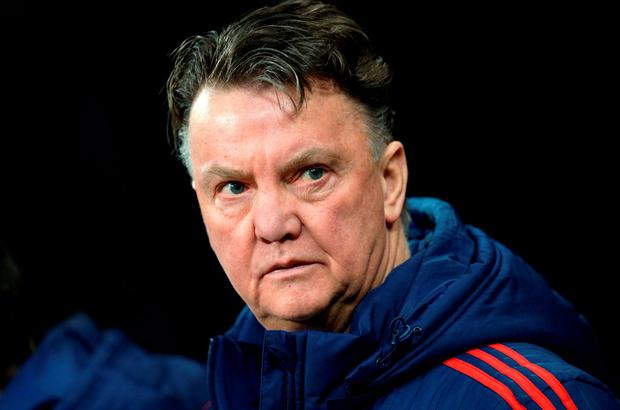 Louis van Gaal Photo: Getty