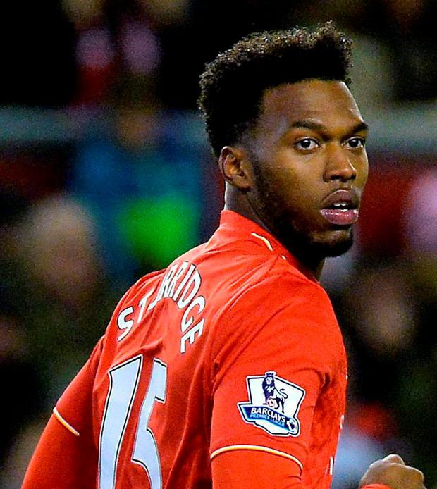 Daniel Sturridge is not trying to leave Anfield, according to Jurgen Klopp Photo: PA/Wire