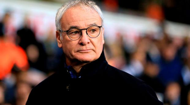 Leicester City boss Claudio Ranieri Photo: PA