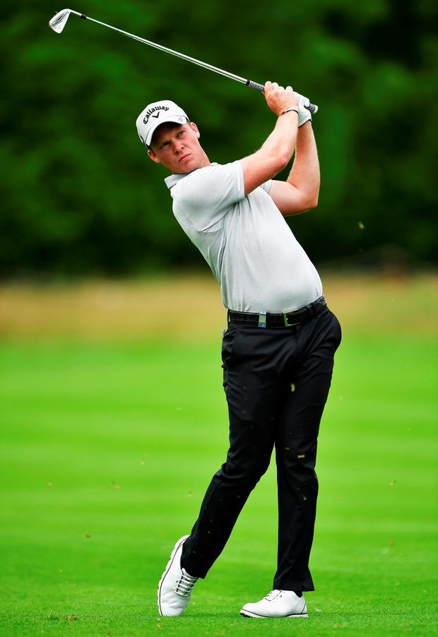 Danny Willett. Pic: Getty Images