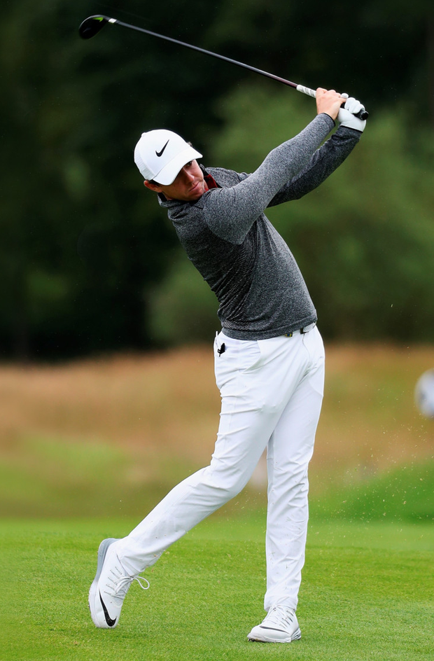 Rory McIlroy's superb round in France is good news for his Open Championship preparation. Photo: Matthew Lewis/Getty Images