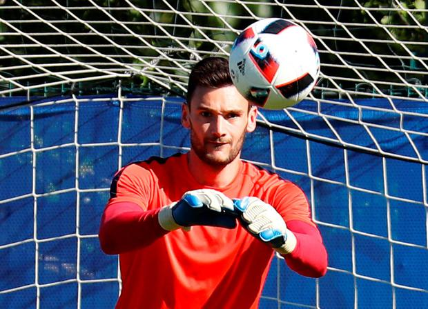 Hugo Lloris. Photo: Reuters