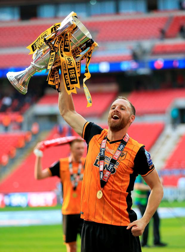 David Meyler. Photo: PA