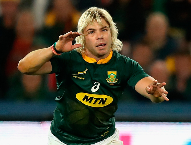 Erasmus delighted with South Africa's spirit