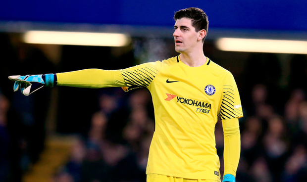 MISSING IN ACTION: Chelsea goalkeeper Thibaut Courtois has failed to show up for squad training. Photo: PA