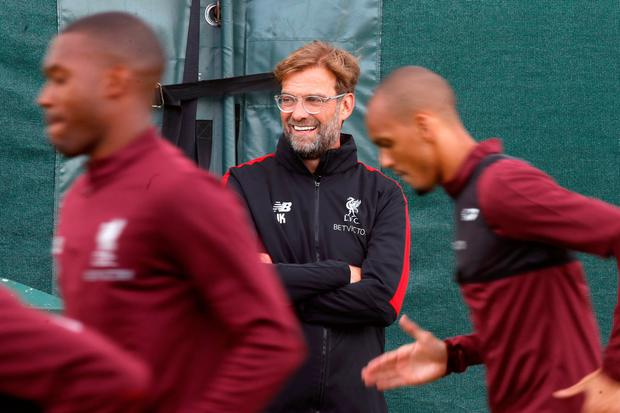 AMBITIOUS: Liverpool boss Jurgen Klopp will be hoping to go one better in the Champions League this season. Photo: PA