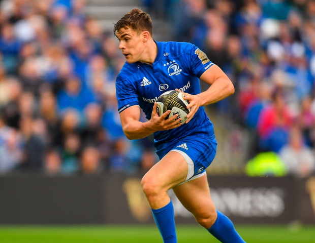 FOCUS: Gary Ringrose in action for Leinster during the Guinness PRO14 match against Dragons at the RDS. Photo: Sportsfile
