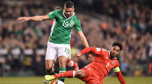 Jon Walters' absence is a blow to Irish ahead of Wales rematch