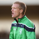 Ballyhale Shamrocks manager Henry Shefflin