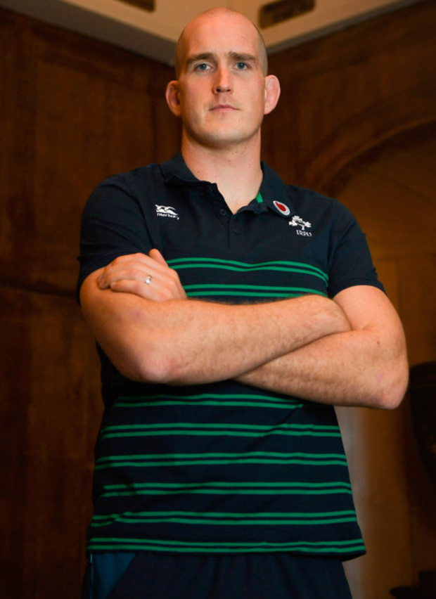 Devin Toner will have to be at his very best if Ireland are to have a chance of upsetting the All Blacks today